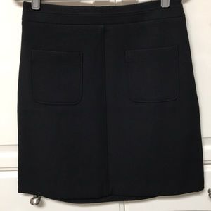 Ann Taylor - A-line Skirt, great details
